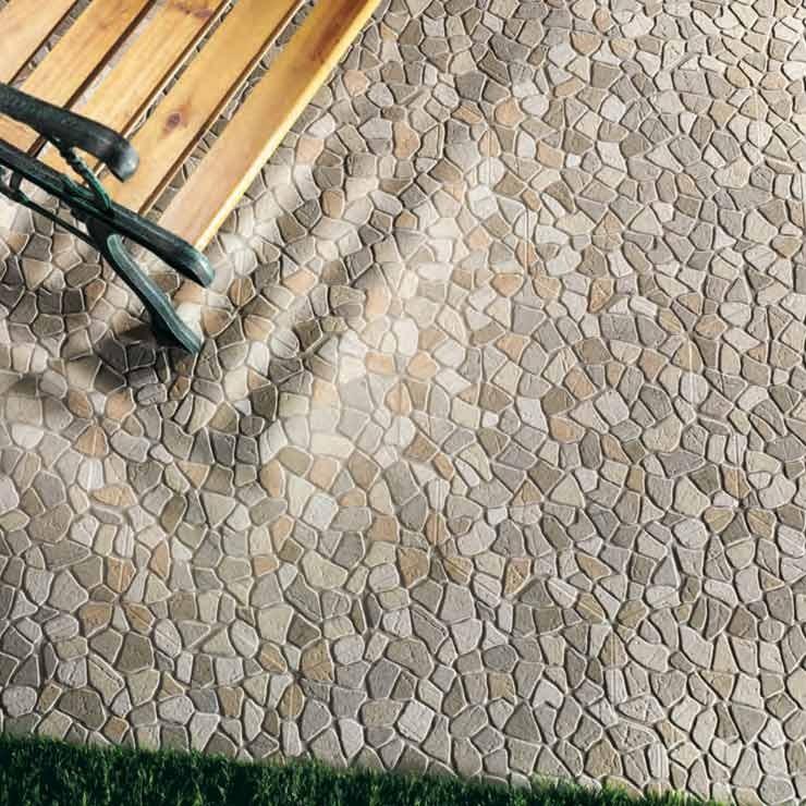 Ploščice v imitaciji kamna