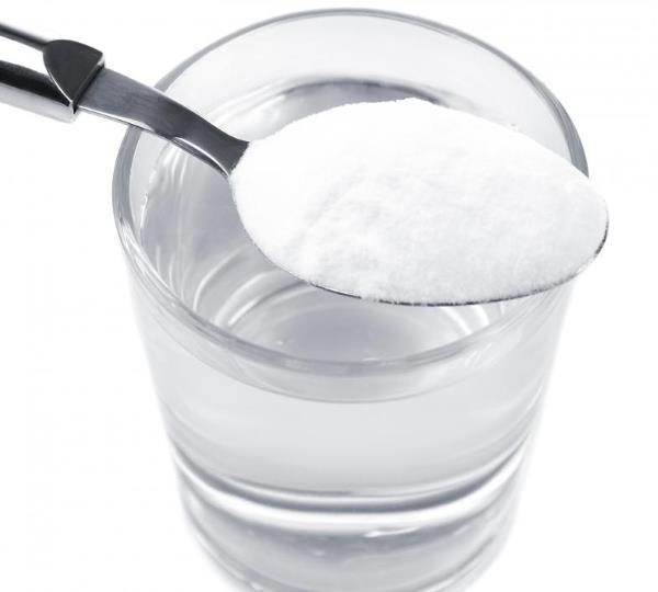 Soda bikarbona